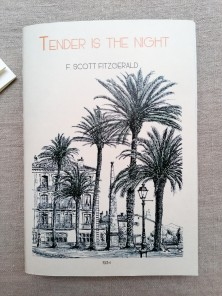 "Carnet de notes ""Tender is the night"""